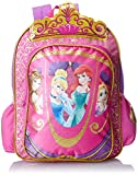 Disney Little Girls'  Princess Crown Backpack