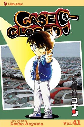 名探偵コナン コミック41巻 (英語版)