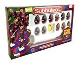 Subbuteo FC BARCELONA Official Team Football Soccer Figures Home Kit