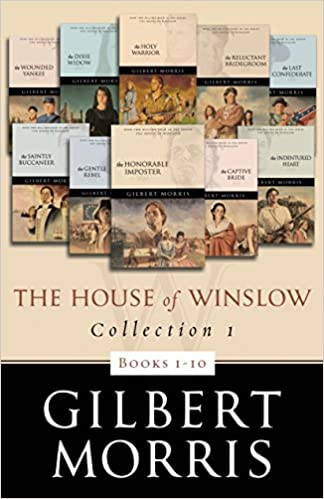 The House of Winslow Collection 1: Books 1-10