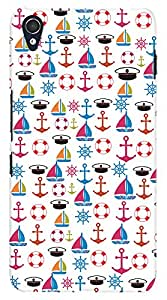 Kasemantra Sail The Boat Case For One Plus X