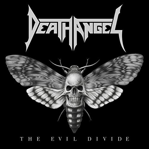 The Evil Divide (Bonus One DVD) by Death Angel
