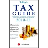 Tolley's Tax Guide 2010-11by Arnold Homer