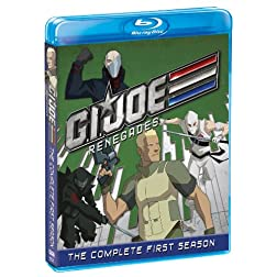 G.I. Joe Renegades: Season One [Blu-ray]