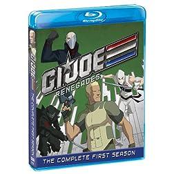 G.I. Joe Renegades: Season One [Blu-ray]