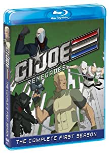 G.I. Joe Renegades: Season 1 [Blu-ray]
