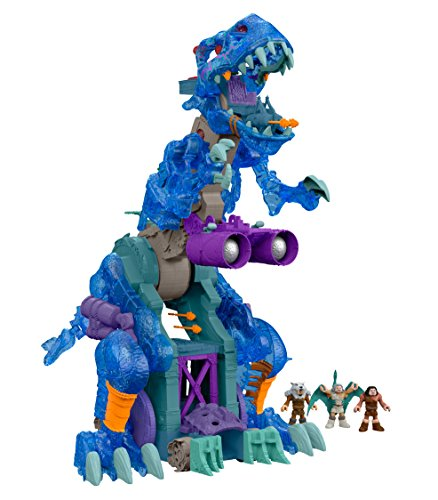 Fisher-Price Imaginext Ultra T-Rex Ice Blue