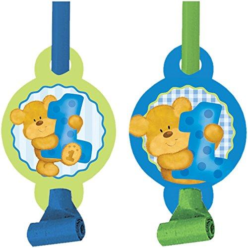 Bears 1st Birthday - Boy Blowouts - 1
