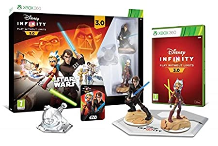 Starter Pack Disney Infinity 3.0: Star Wars