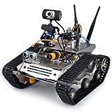 Diybigworld Wireless Wifi Robot Car Kit for Arduino / Hd Camera Ds Robot Smart Educational Robot Kit for Kids