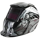 LESOLEIL Electrical Welding Helmet Solar Energy Automatic Grinding Mask