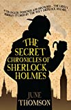 img - for The Secret Chronicles of Sherlock Holmes book / textbook / text book