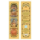 Hand-Rolled Incense Sticks- Pure Loban Ayurveda Meditation Agarbatti Pack Of 10 (200 Sticks) (200.00)