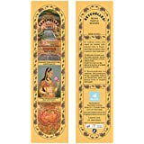 Seychelles Hand-Rolled Pure Loban Incense Sticks Ayurveda Meditation Agarbatti Pack Of 3 (60 Sticks)