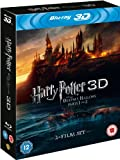 Harry Potter And The Deathly Hallows Parts 1 & 2 [Blu-ray 3D]