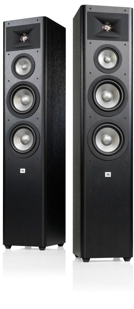 Acoustic Research Studio Monitor : Amazon jbl studio dual inch way