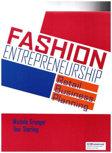 Fashion Entrepreneurship: Retail Business Planning