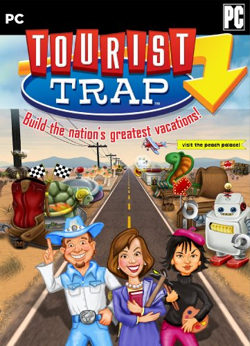Tourist Trap: Build the World's Greatest Vacation [Game Download]