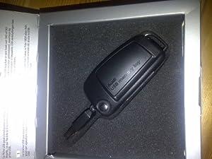 Original Audi USB Memory Key Speicherstick schwarz