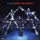 アクセル・ワールド 新OPテーマ 「Burst the Gravity」 (初回盤・DVD付)