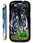 Tiger Case Cover Hard Back Cases Beautiful Nice Cute Animal hot selling cell phone cases for Samsung Galaxy S3 # 6