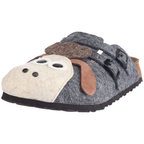 Birki Women's 529063 Clogs & Mules Grey EU 38