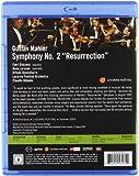 Image de Mahler: Symphony No. 2, Resurrection - Lucerne Festival Orchestra & Claudio Abbado [Blu-ray]