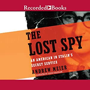 The Lost Spy Audiobook