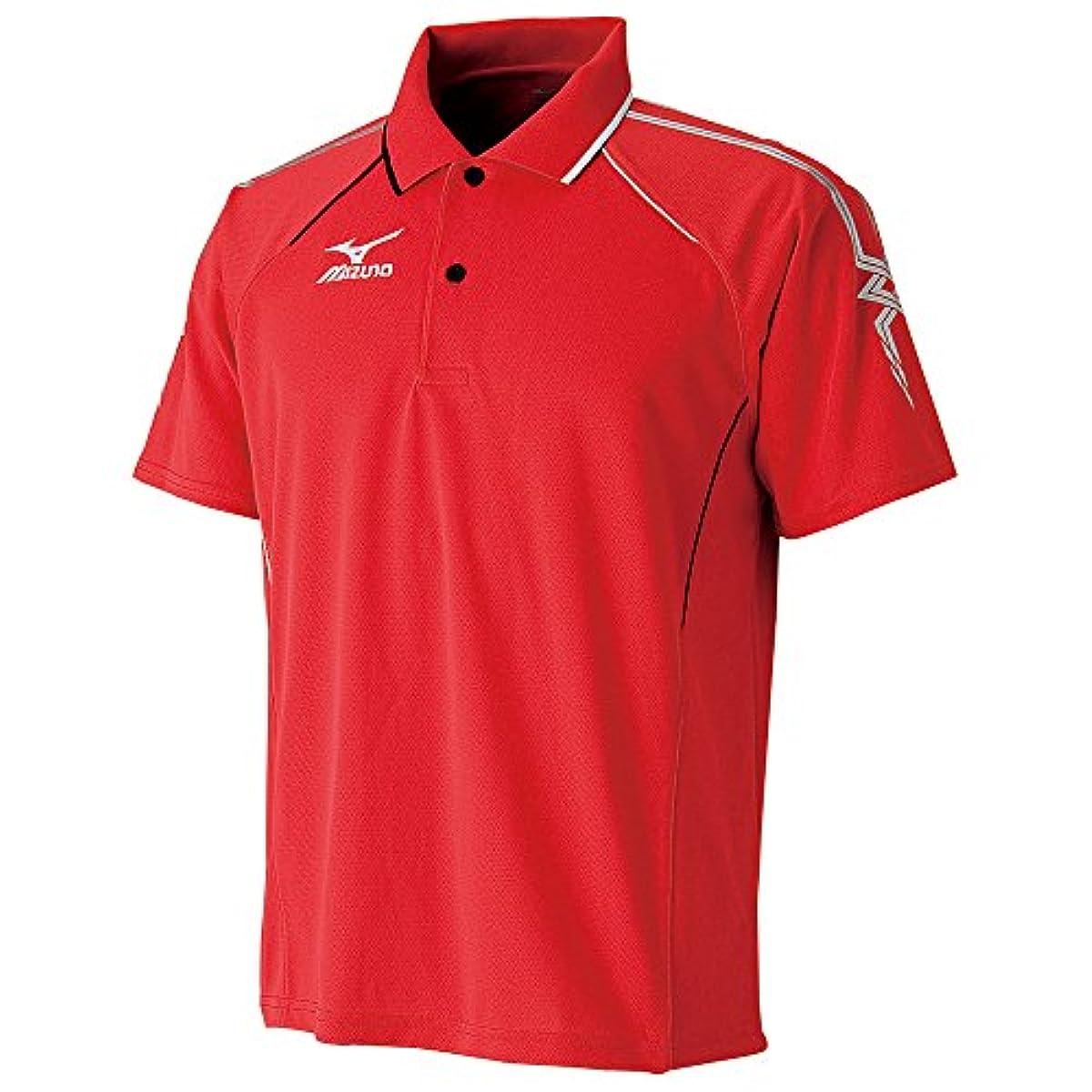 [해외] (미즈노)MIZUNO 탁구 웨어 게임 셔츠 82JA5010[유니]-82JA5010 (2015-02-13)