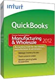 QuickBooks Premier Manufacturing & Wholesale 2012