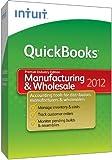 QuickBooks Premier Manufacturing & Wholesale 2012