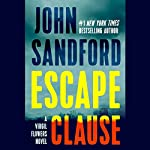 Escape Clause: A Virgil Flowers Novel, Book 9 Audiobook by John Sandford Narrated by Eric Conger