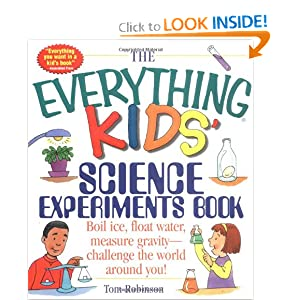 Kids Science Experiments Book