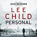 Personal Audiobook by Lee Child Narrated by Jeff Harding