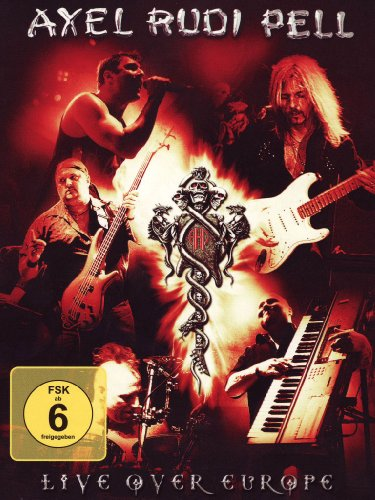 Axel Rudi Pell - Live over Europe