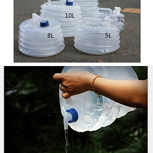 Yosoo-3L5L10L-Collapsible-Camping-Emergency-Survival-Water-Storage-Carrier-Bag-Container-Supply