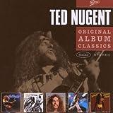 echange, troc Ted Nugent - Original Album Classics : Ted Nugent / Free-for-All / Cat Scratch Fever / Weekend Warriors / Scream Dream (Coffret 5 CD)