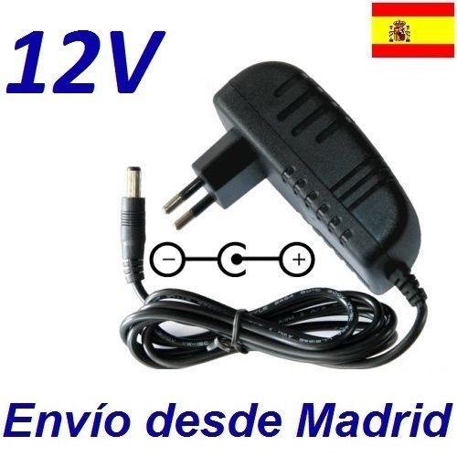 cargador-corriente-12v-reproductor-dvd-sainsbury-supermarkets-limited-red-7-recambio-replacement