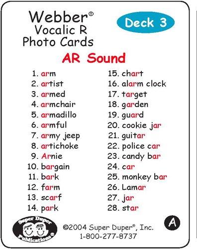 Printables Vocalic R Worksheets vocalic r worksheets imperialdesignstudio amazon com webber photo card decks super