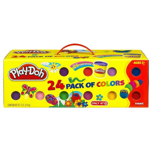 Play-Doh 24 Pack of Colors
