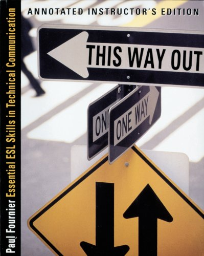 This Way Out (CEGEP ESL B1 English)