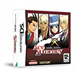 Ace Attorney Apollo Justice DS Lite DSi Game NEW