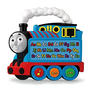 Thomas and Friends Thomas All Aboard Alphabet Train Playset
