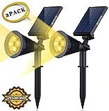Siensync Warmweiße LED Solarleuchten