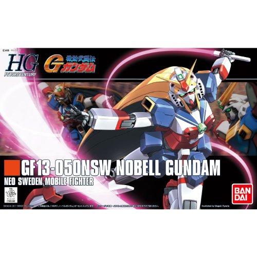 HGFC 1/144 GF13-050NSW ノーベルガンダム (機動武闘伝Gガンダム)