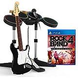 Rock Band 4 Band in a Box Bundle PlayStation 4 ロックバンド バンドインボックスバンドルのバンド4プレイステーション4 北米英語版 [並行輸入品]