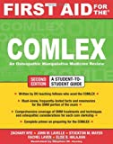 img - for First Aid for the COMLEX, Second Edition (First Aid Series) book / textbook / text book