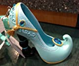 Disney Parks Jasmine from Aladdin Shoe Figurine Ornament NEW