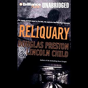 Reliquary: Pendergast, Book 2 | [Douglas Preston, Lincoln Child]