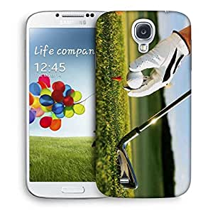 Snoogg Golf Printed Protective Phone Back Case Cover For Samsung S4 / S IIII